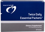 Twice Daily Essential Packets 60s